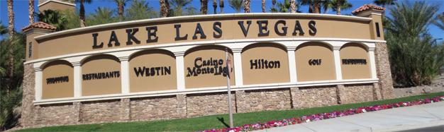 Las Vegas - Lake Las Vegas