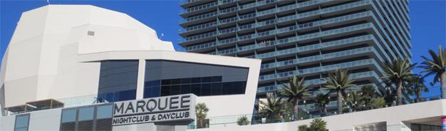 Las Vegas - Marquee Nightclub & Dayclub